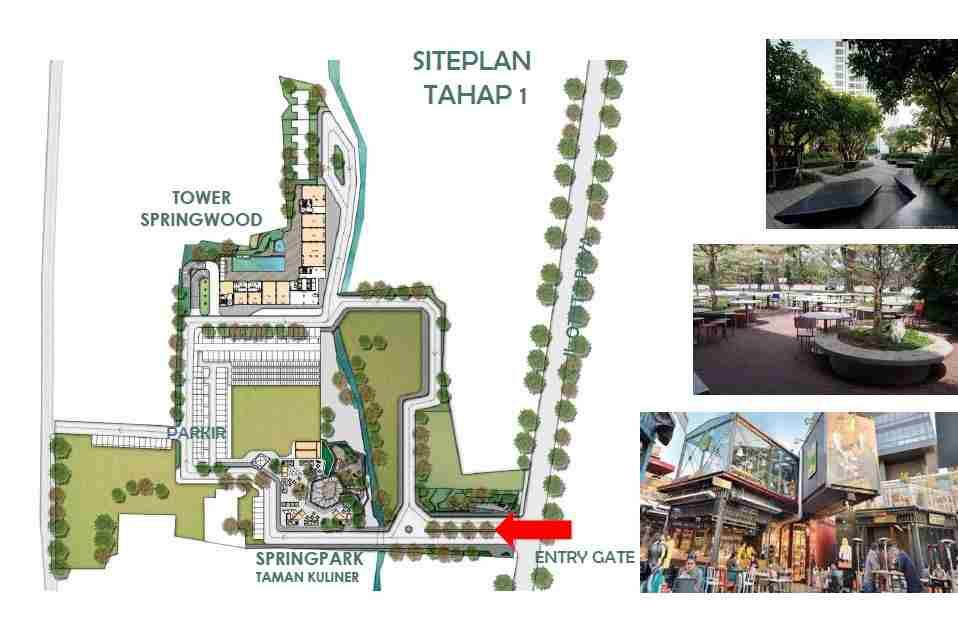 site plan tahap 1