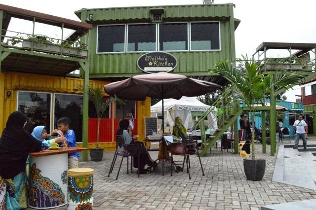 4 Tempat Makan Recommended di Kawasan Ciputat