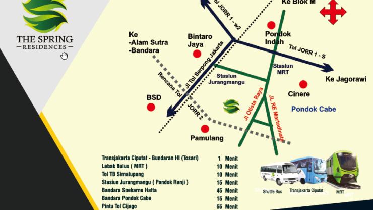 Bakal Diperpanjang Sampai Tangsel, Ini Perkiraan Jalur MRT